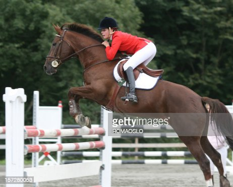 Show jumping competition 2