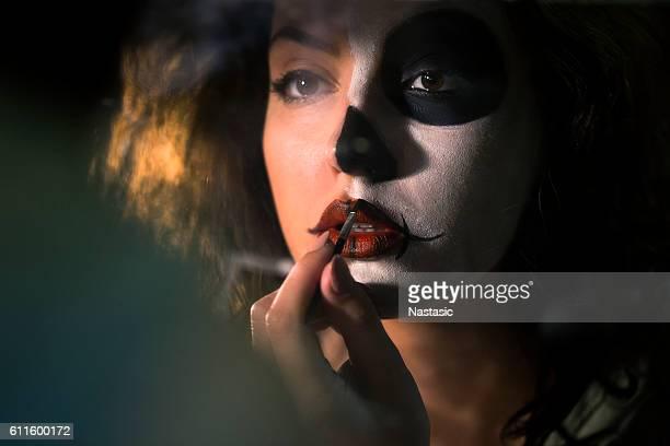 Show make up
