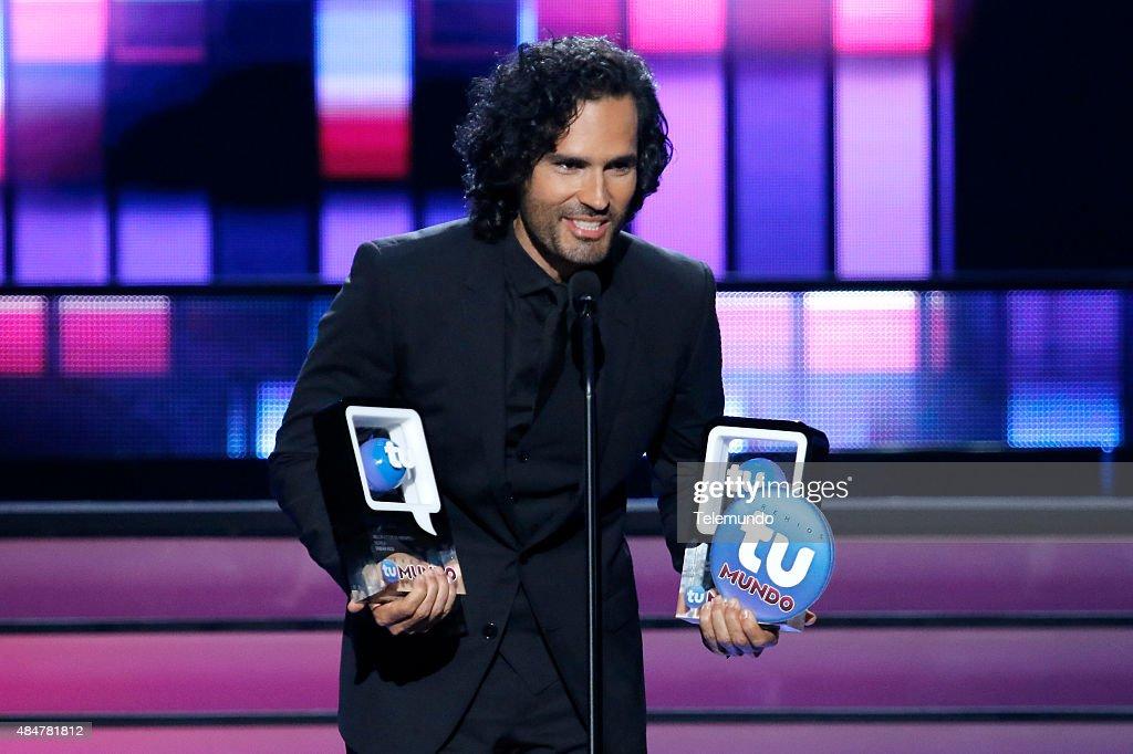 """Telemundo's """"Premios Tu Mundo"""" - 2015"""