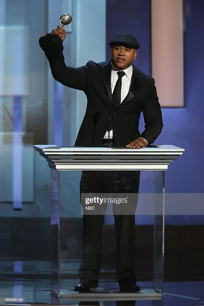 LL Cool J, winner Outstanding Actor in a Drama Series, '