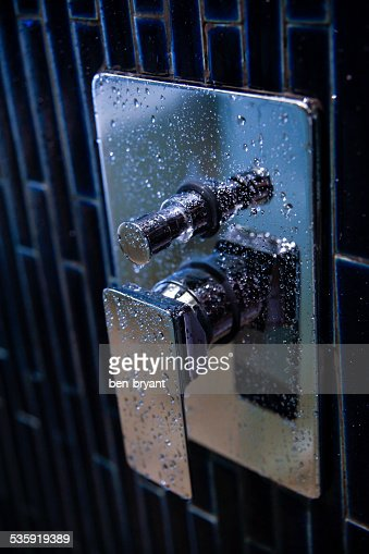 Shower Faucet : Stock Photo