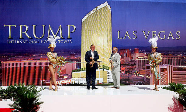 Trump International Groundbreaking Ceremony Photos and ...