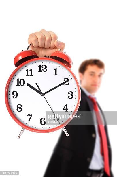 Showing Clock