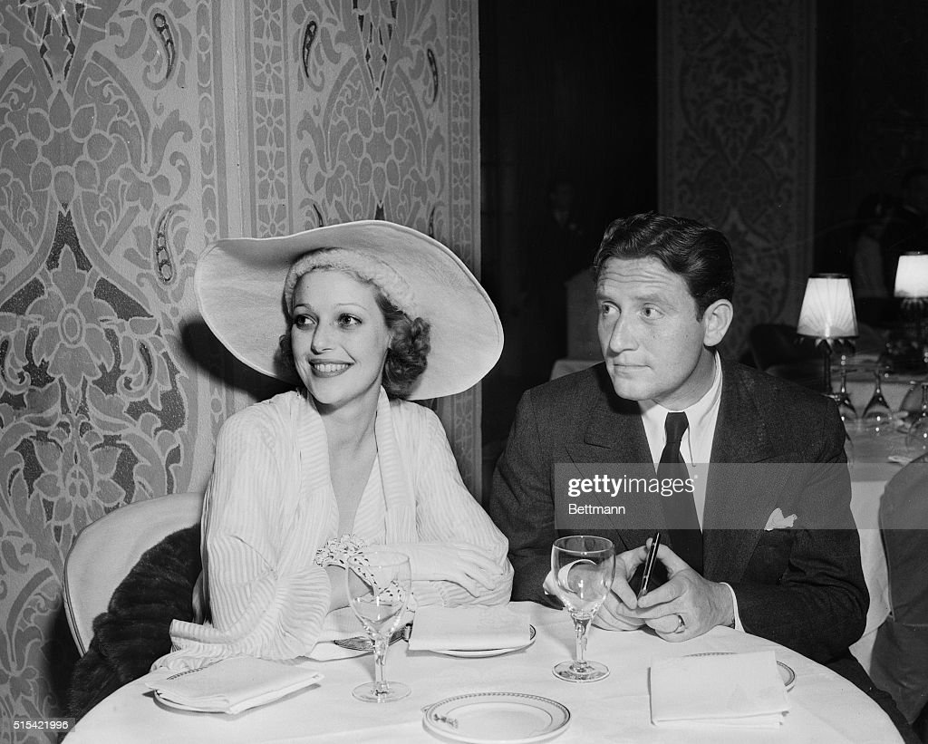 Image result for spencer tracy and loretta young