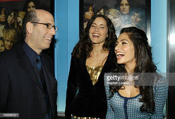 Showtime Chairman and CEO Matt Blank Rachek Shelley and Sarah Shahi