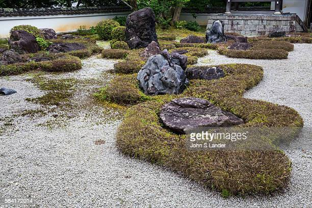 Shozenji Temple in northern Kyoto sees few visitors though it is not far from mega famous crowd scene temples Kinkakuji and Genkoan In fact they dont...
