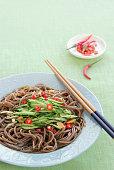 Shredded Fern Root Noodles