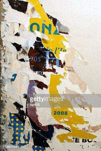Torn のポスター