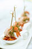 Shrimp Appertizer Cocktail Food