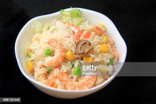 Shrimp pilaf