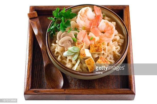 Crevettes Udon