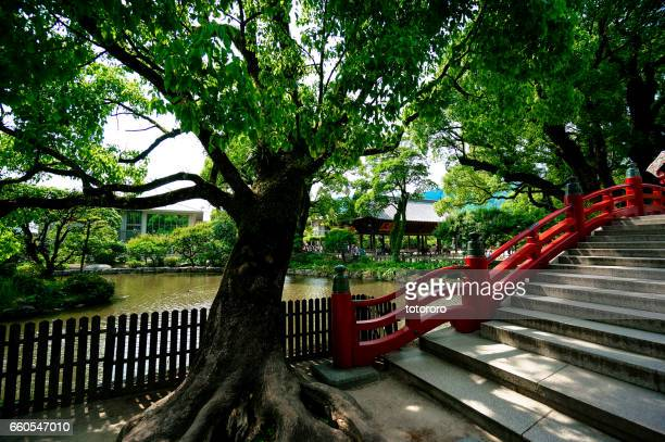 Shrine for Wisdom - Dazaifu Tenman-gu (太宰府天満宮) in Dazaifu (太宰府), Fukuoka Prefecture (福岡県) Japan