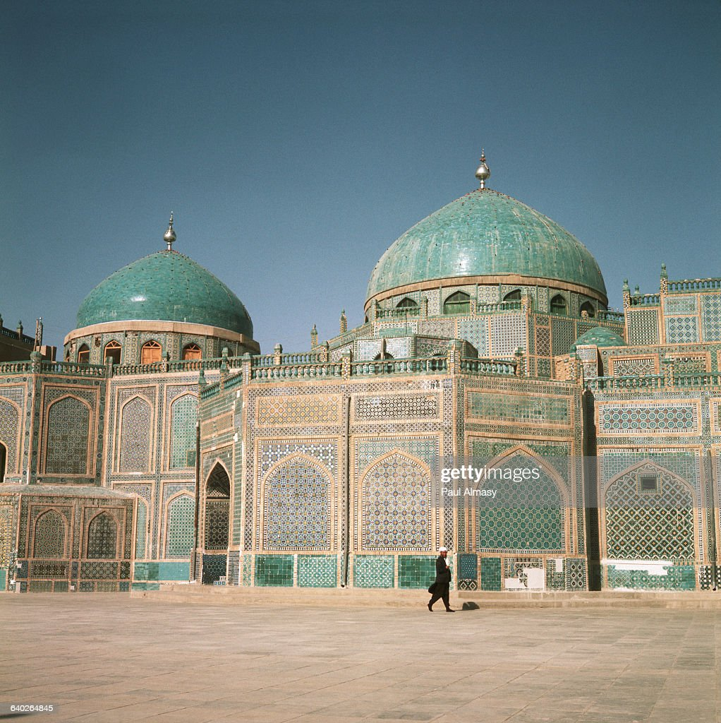 Shrine of Ali in MazariSharif