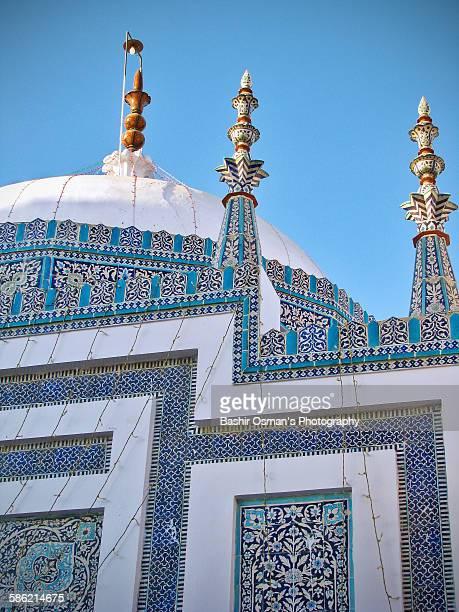 Shrine of Shah Abdul Latif Bhitai
