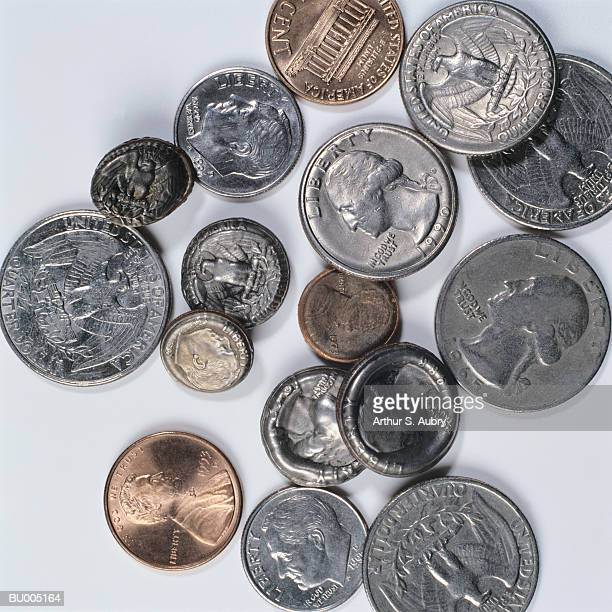 Shrunken and Normal Coins