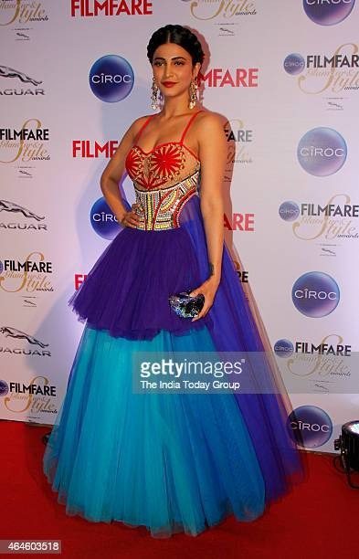 Shruti Haasan at Ciroc Filmfare Glamour and style awards in Mumbai
