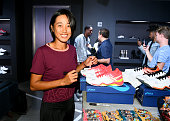 ASICS Tennis 5th Avenue Flagship Appearance