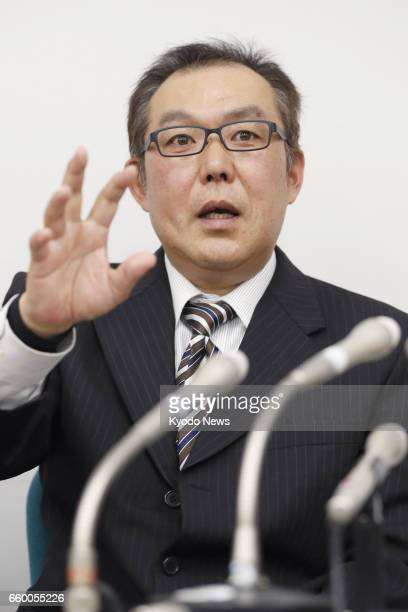 Shuichi Inose the mountaineering club adviser at Otawara High School responsible for the illfated mountaineering lesson at a ski resort in eastern...