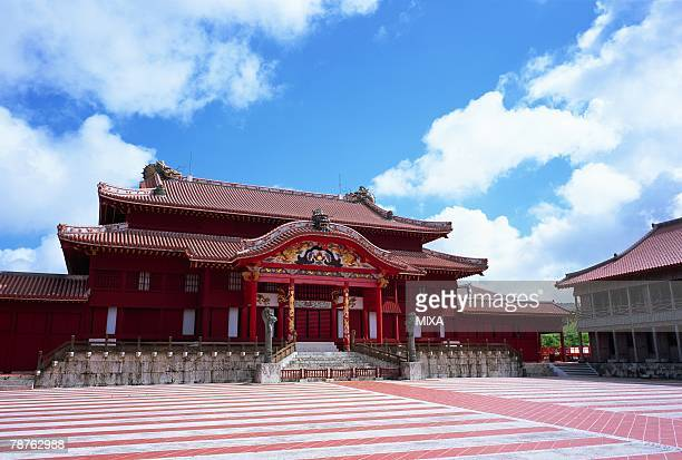 Shuri Castle Park, Okinawa Prefecture, Japan