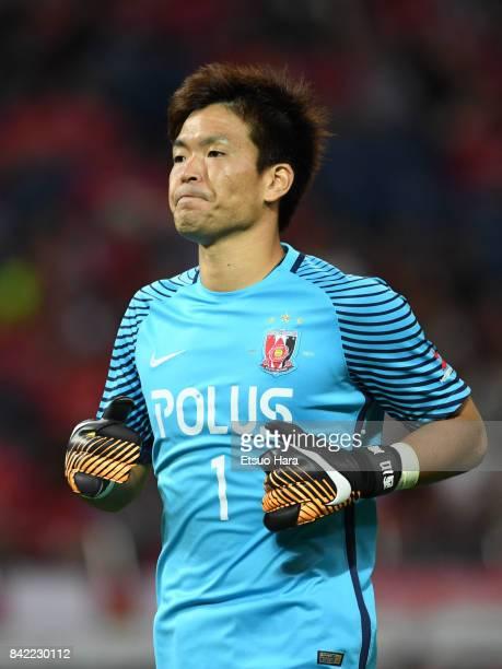 Shusaku Nishikawa of Urawa Red Diamonds in action during the JLeague Levain Cup quarter final second leg match between Urawa Red Diamonds ant Cerezo...