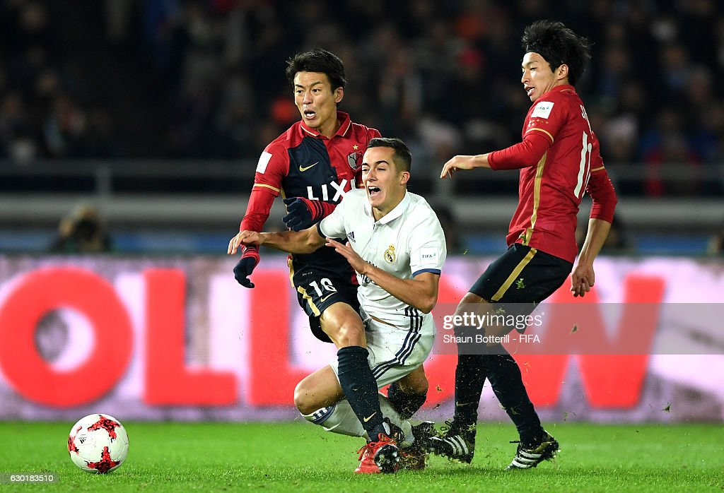Real Madrid v Kashima Antlers- FIFA Club World Cup Final