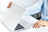 Laptop, Opening, Closing, Portability, Motion