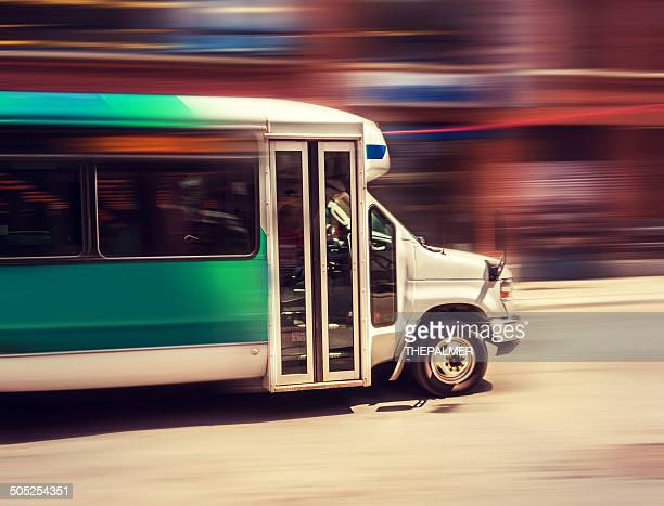 Autobus navetta passeggero