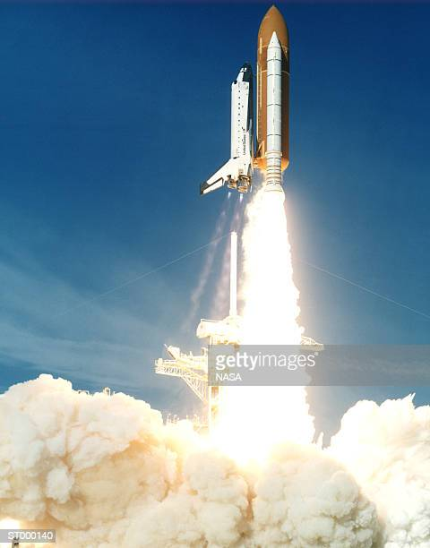 Shuttle Liftoff