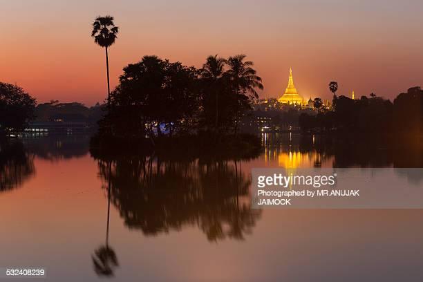 Shwedagon Pagaoda