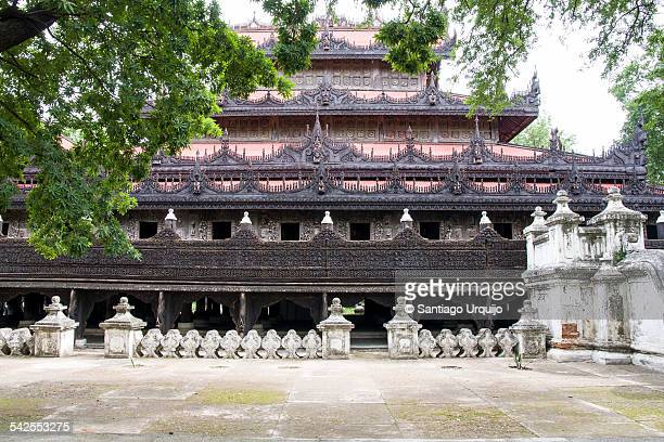 Shwenandaw Kyaung Temple