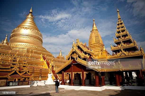 Shwezigon Pagode, Myanmar