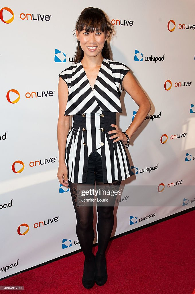 DJ Shy attends the Wikipad & OnLive E3 Party at the Elevate Lounge on June 11, 2014 in Los Angeles, California.