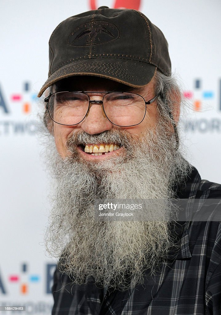 Si Robertson attends the A+E Networks 2013 Upfront at Lincoln Center on May 8, 2013 in New York City.