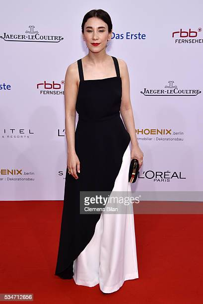 Sibel Kekilli attends the Lola German Film Award on May 27 2016 in Berlin Germany
