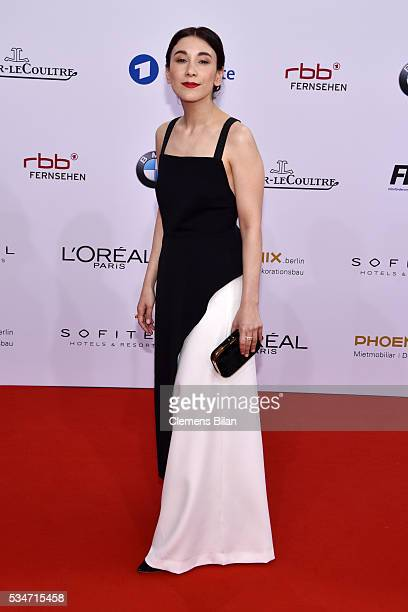 Sibel Kekilli attends the Lola German Film Award on May 27 2016 in Berlin Germany