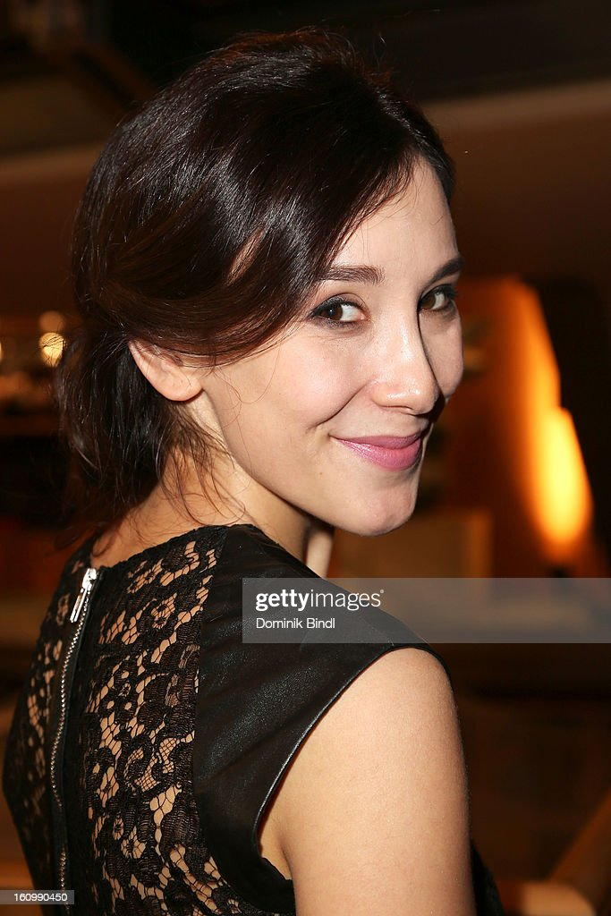 Sibel Kekilli attends the opening party of the 63rd Berlinale International Film Festival at The Berlinale Palace on February 7, 2013 in Berlin, Germany.