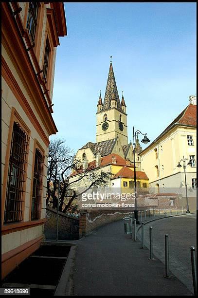 Sibiu street