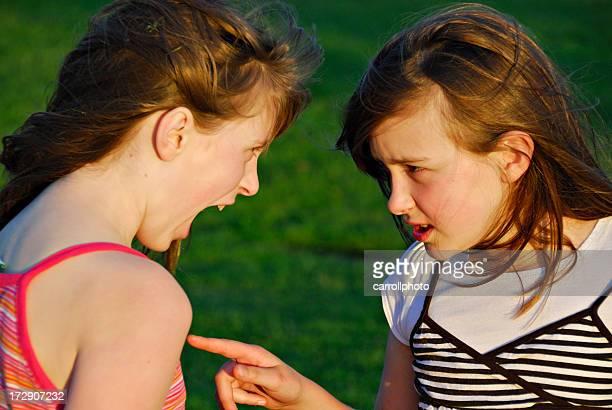Geschwisterrivalität-Vorwurf