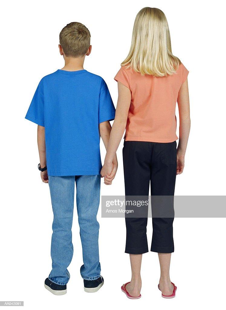 Siblings : Stock Photo