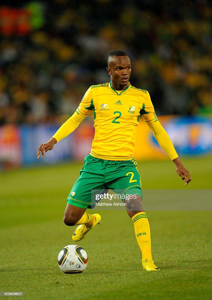 Siboniso Gaxa of South Africa