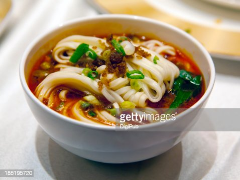 Sichuan spicy noodle