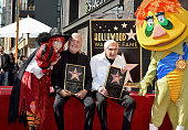 Sid And Marty Krofft Are Honored With A Star On The...