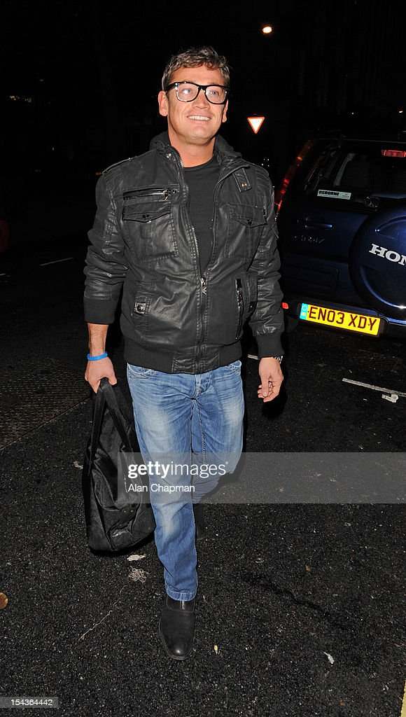 Sid Owen attends the Love Perfume Awards on October 18, 2012 in London, England.
