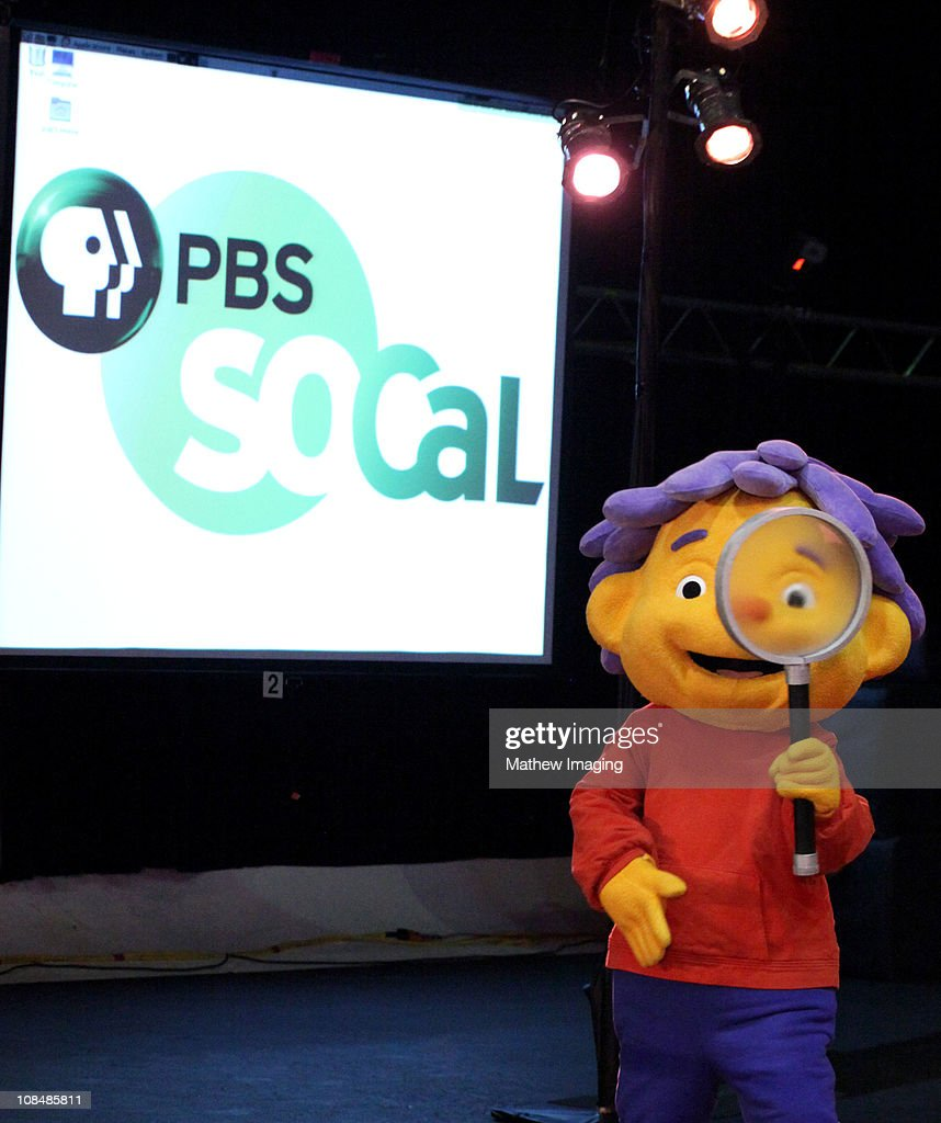 Sid The Science Kid attends the PBS SoCal Kids Event at the Jim Henson Company Studios on January 28 2011 in Hollywood California