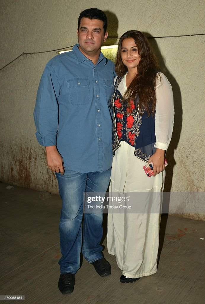 <a gi-track='captionPersonalityLinkClicked' href=/galleries/search?phrase=Siddharth+Roy+Kapur&family=editorial&specificpeople=6236847 ng-click='$event.stopPropagation()'>Siddharth Roy Kapur</a> and <a gi-track='captionPersonalityLinkClicked' href=/galleries/search?phrase=Vidya+Balan&family=editorial&specificpeople=563348 ng-click='$event.stopPropagation()'>Vidya Balan</a> at the special screening of the movie Margarita with a Straw in Mumbai.
