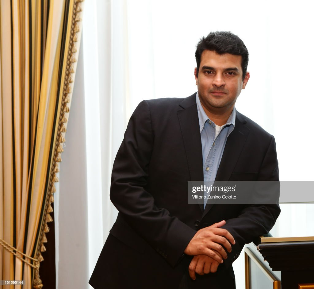 <a gi-track='captionPersonalityLinkClicked' href=/galleries/search?phrase=Siddharth+Roy+Kapur&family=editorial&specificpeople=6236847 ng-click='$event.stopPropagation()'>Siddharth Roy Kapur</a> attends the 'Kai PoChe' Portrait Session during the 63rd Berlinale International Film Festival at the Ritz Carlton on February 12, 2013 in Berlin, Germany.