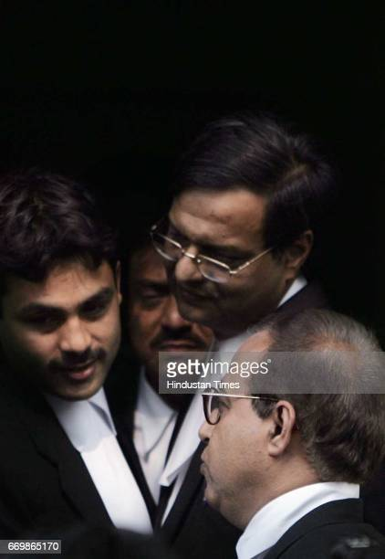 Siddiqui Ashok Saraogi Rashid Ansari and advocate JR Khan the Tada Court