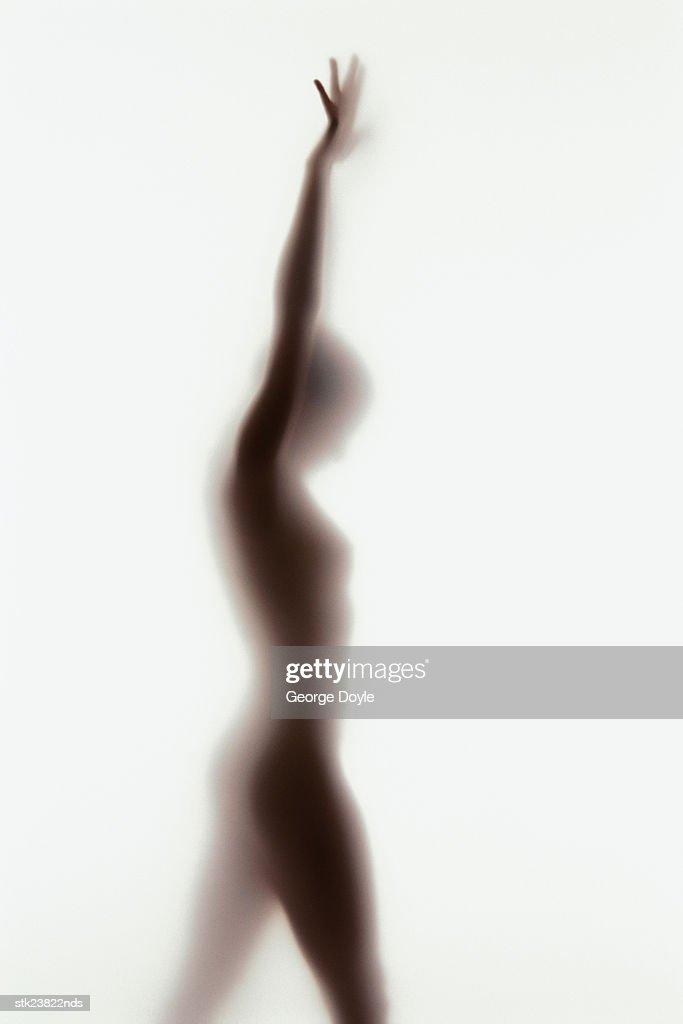 No Arm Nude Women 117