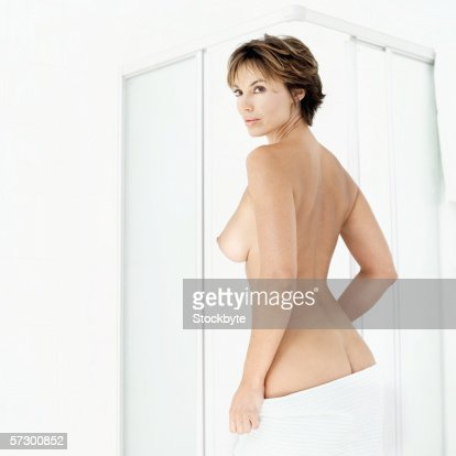 nude woman profile