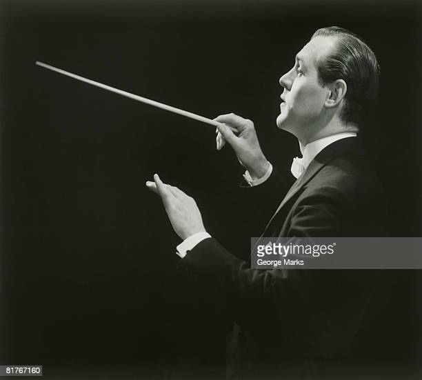 Side view of conductor